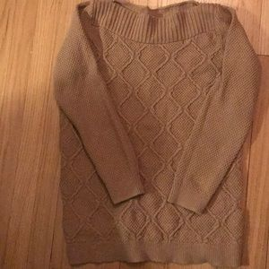 Loft winter sweater